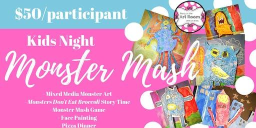 HftH Fundraiser Kids Night: Monster Mash