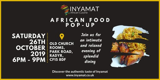 Inyamat | African Food Pop-up