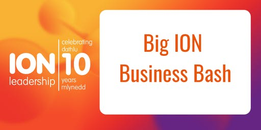 Big ION Business Bash