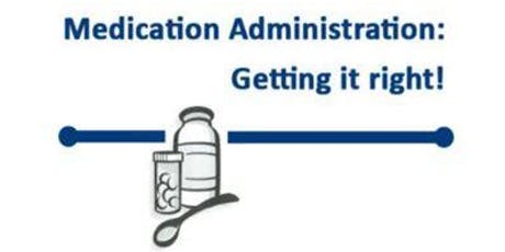 Medication Administration & Healthcare Coordination for Non-licensed Staff tickets