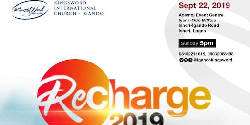 Recharge 2019