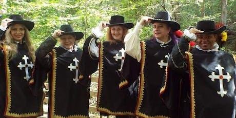 Portraits at Maryland Renaissance Festival tickets