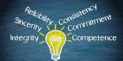 Building and Sustaining Trust