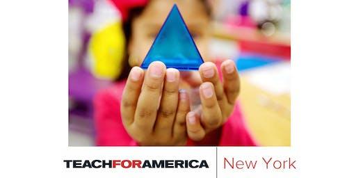 Teach For America New York PRISM Interest Meeting