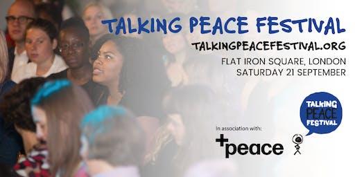 Talking Peace Festival 2019