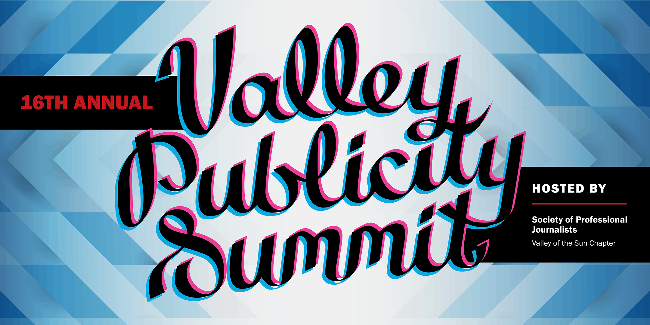 Valley Publicity Summit 2019, presented by SPJ