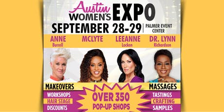 Austin Ultimate Women's Expo September 28-29, 2019 tickets