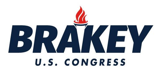 Brakey for Congress Campaign Launch