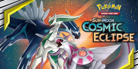 Pokemon: Cosmic Eclipse Prerelease tickets