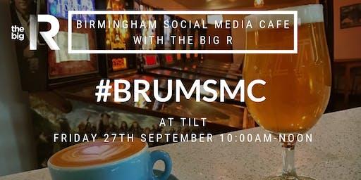 Birmingham Social Media Cafe at Tilt with the Big R Social