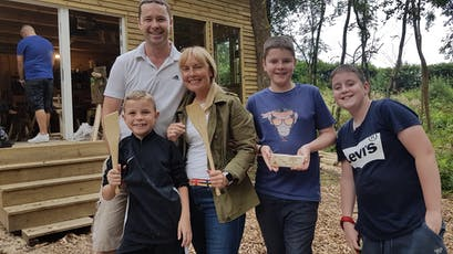 Family Woodcraft Session - Make an Egg Flipper (spatula) tickets