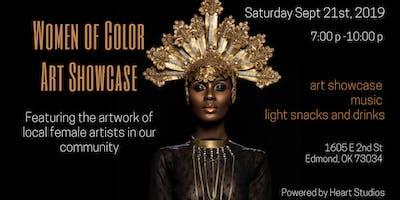 Women of Color Art Showcase