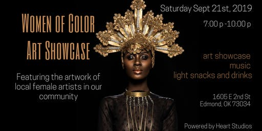 Women of Color Art Showcase