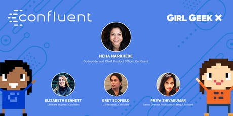 "Confluent Girl Geek Dinner: ""Scale Your Career with Open Source"" tickets"