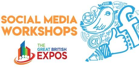 Social Media for Business Workshop (Manchester) tickets