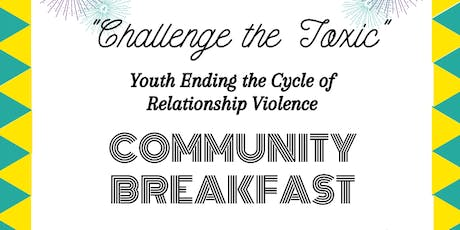 The Center for Abused Persons' Community Breakfast tickets