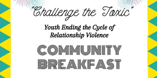 The Center for Abused Persons' Community Breakfast