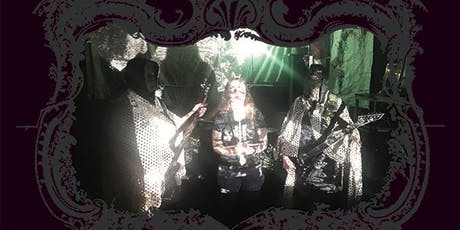 Antediluvian (exclusive East Coast appearance) w/ Adversarial and Bog Body tickets