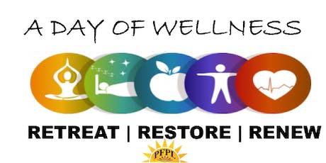 A Day of Wellness tickets