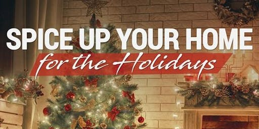 Spice Up Your Home for the Holidays!