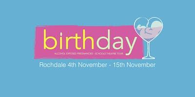 Birthday - Rochdale Schools