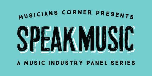 SPEAKMUSIC : Music and Mental Health