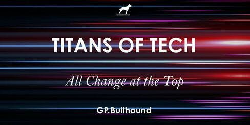 Invitation to  GP Bullhound Roundtable Titans of Tech - Barcelona