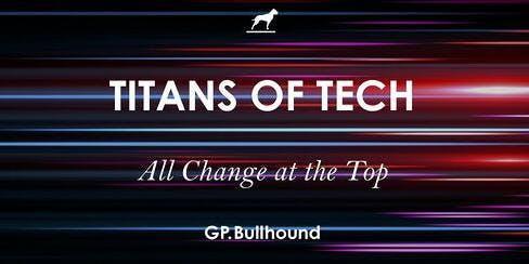 Invitation to  GP Bullhound Roundtable Titans of Tech - Barcelona