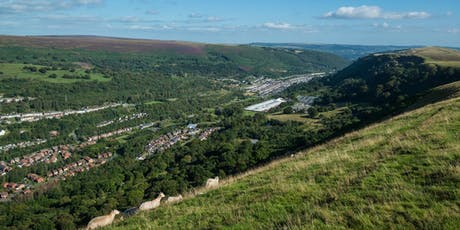 Wales Valleys Walking Festival - Ebbw Fawr Trail tickets