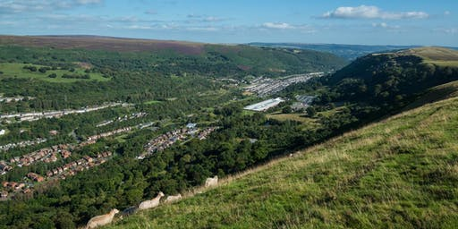 Wales Valleys Walking Festival - Ebbw Fawr Trail