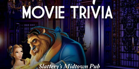 Disney (Movie) Trivia tickets