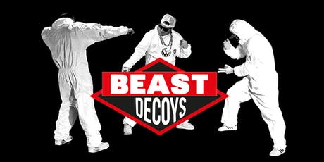 Beast Decoys - Europe's Number One Tribute to Beastie Boys tickets