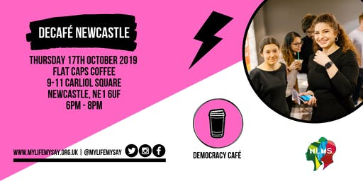 Democracy Cafe: Newcastle