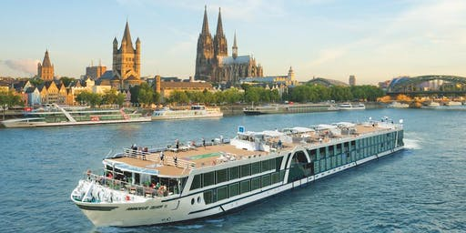 Exclusive Rhine River Cruise Travel Show on behalf of Hartland & Pewaukee Chamber of Commerce (Oct 6-13, 2020)
