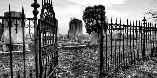 The Porter County haunted terror tour!