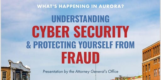 Understanding Cyber Security & Protecting yourself from FRAUD