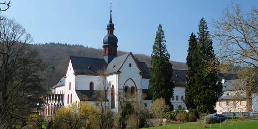 "Sa,12.10.19 Wanderdate ""Single Wandern Kloster Eberbach für 50+"""