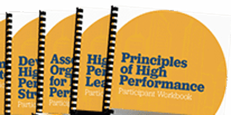Principles for High Performing Organizations - Time Management (w/meetings) tickets