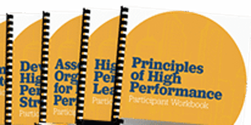 Principles for High Performing Organizations - Time Management (w/meetings)