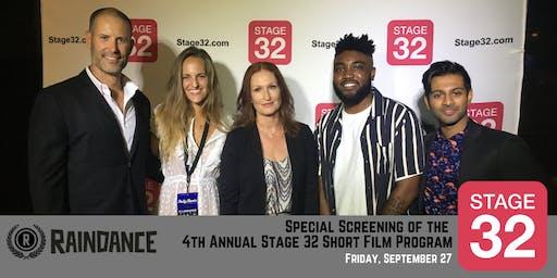 4th Annual Stage 32 Short Film Program