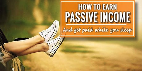 How To Earn Passive Income Online by Riding The Latest Trends [MENTORSHIP] tickets