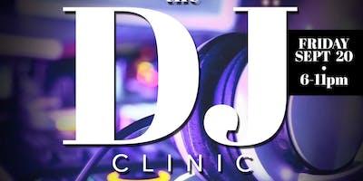 THE DJ CLINIC