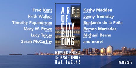 Art of City Building 2019: Moving People tickets