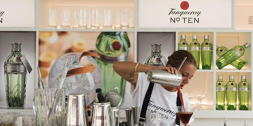TASTE OF ROMA - TANQUERAY N°10 EXPERIENCE