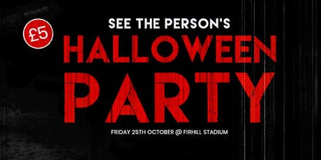 See The Person's Halloween Party! tickets