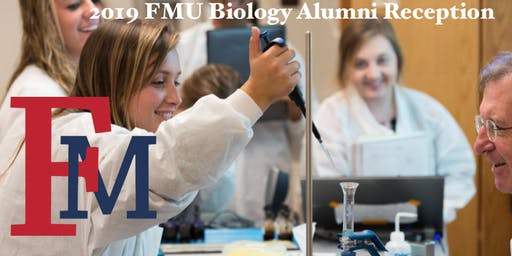 2019 FMU Biology Department Alumni Reception