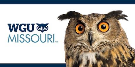 WGU Missouri Events | Eventbrite