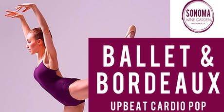 Pop Up Ballet Class + Happy Hour! tickets