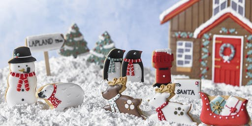 (SOLD OUT) - Biscuiteers Icing Lates - Lapland - Northcote Road