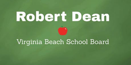 80's Party and Meet & Greet for Robert Dean for VB School Board tickets